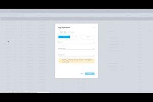 Cisco Intersight – Essentials: Firmware Upgrade