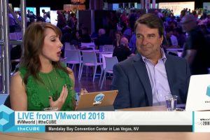 Keith Busby The School District of Philadelphia on theCUBE | VMworld | Cybersecurity