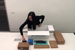 Cisco Unboxes Huddle Spaces