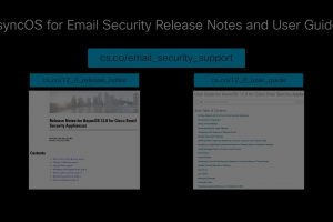 Cisco Email Security Update (Version 12.0): How-Tos