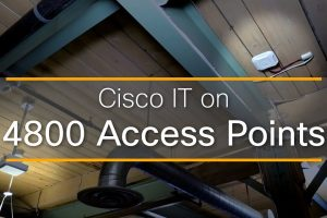 4800 Access Points | Customer Zero