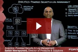 FortiAnalyzer Analytics Powered Security and Log Management | Network Security