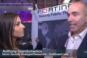 FortiGuard Labs' Tony G. Interviewed at RSA Conference 2019 | Threat Intelligence