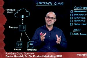 Fortinet's FortiGate Cloud | Cloud Security