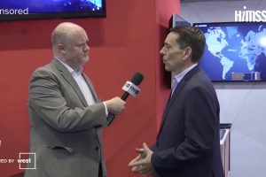 Troy Roberts Interviewed by HIMSSTV | HIMSS 2019