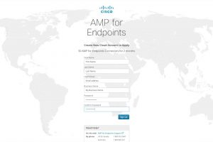 Cisco AMP For Endpoints Trial – Video 1