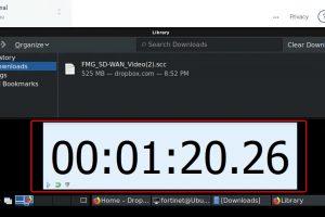 FortiOS 6.2 Secure SD-WAN Failover Demo