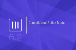 Consolidated Policy Mode