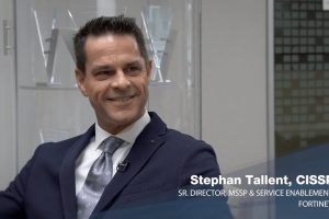 Fortinet FortiVet Program | Interview with Stephan Tallent | Veterans Careers in Cybersecurity