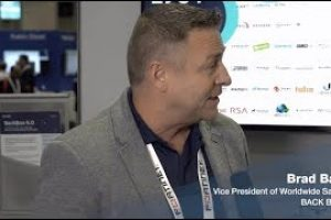 Interview with Brad Ball of BackBox | Fortinet Accelerate 2019