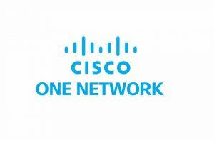 CISCO ONE NETWORK