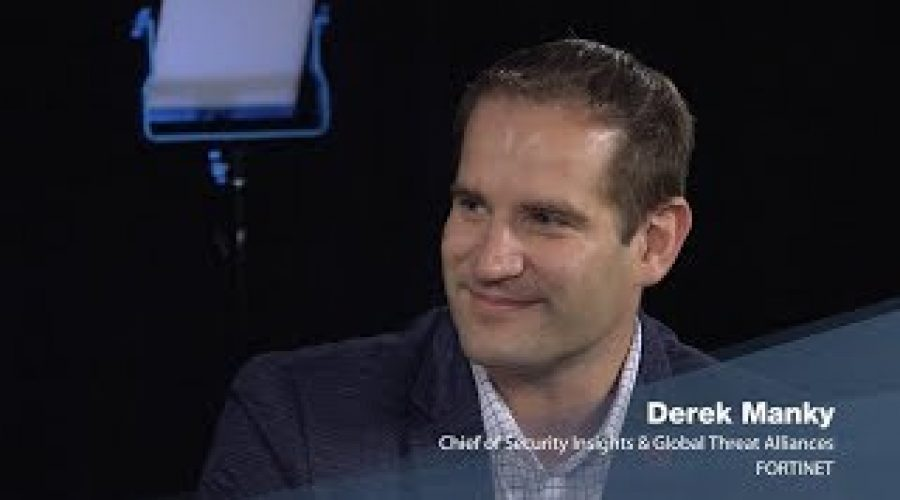 Fortinet's Derek Manky on AI and Machine Learning | Threat Intelligence