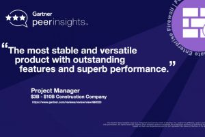 Fortinet Customer Reviews | Gartner Peer Insights