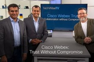 Cisco Webex: Trust Without Compromise on TechWiseTV