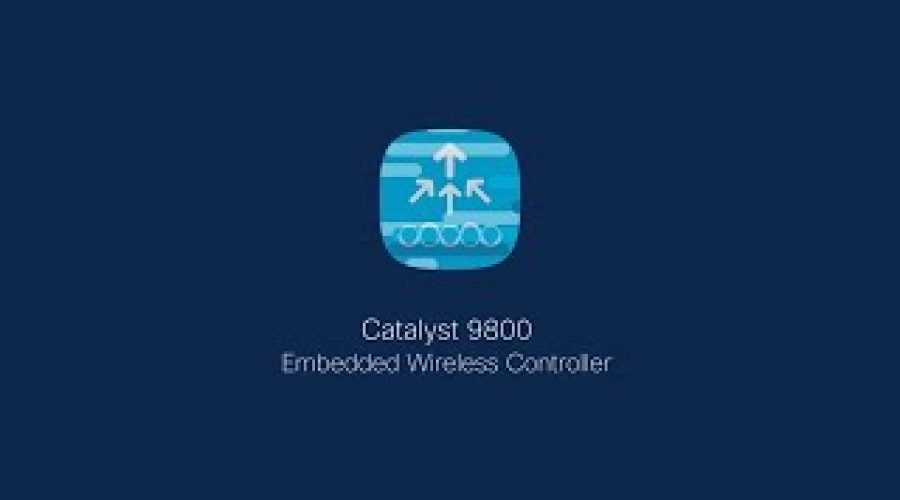 Cisco Catalyst 9800 Embedded Wireless Controller