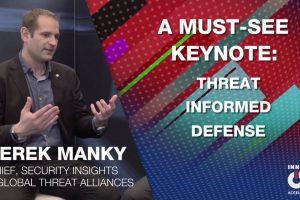 Derek Manky: Threat Informed Defense | Accelerate 2020