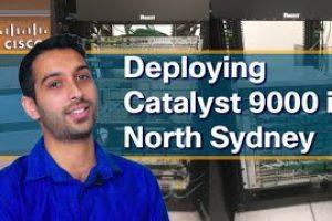 Deploying Catalyst 9K Down Under