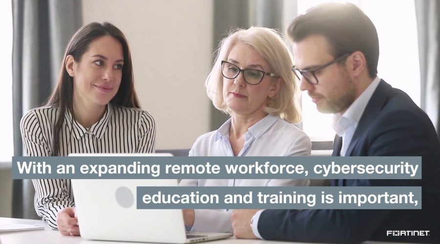 Fortinet Introduces Free Cybersecurity Training to Address the Cyber Skills Gap | NSE Institute