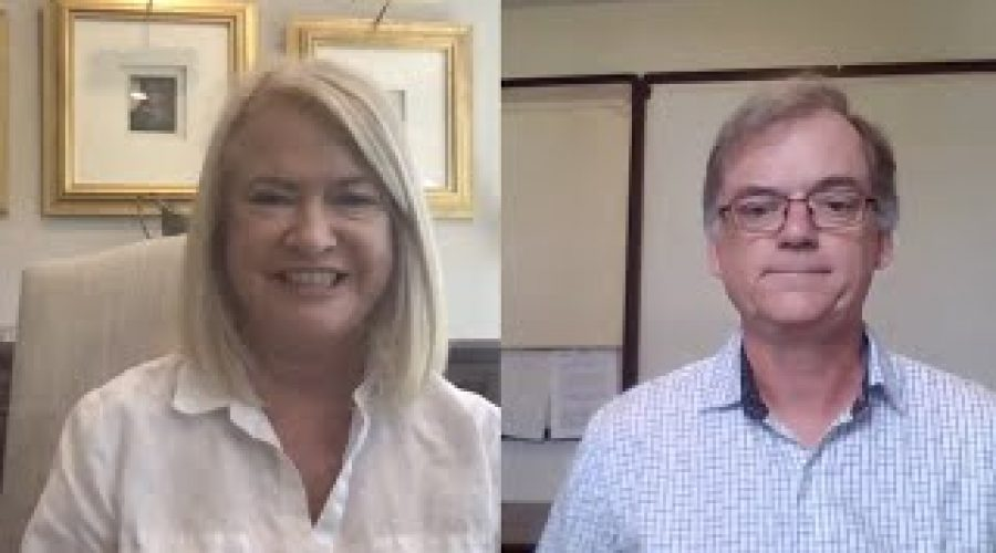 Fortinet's Sandra Wheatley and Rob Rashotte: Insights to Address the Cyber Skills Gap | FortinetLIVE