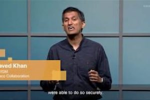 Cisco Live 2020 Day 1 Keynote: Javed Khan, VP/GM, Collaboration