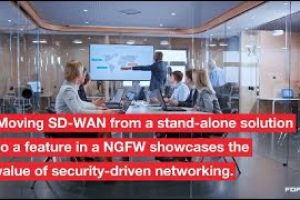 WAN Edge Transformation with Security-Driven Networking | Fortinet Secure SD-WAN