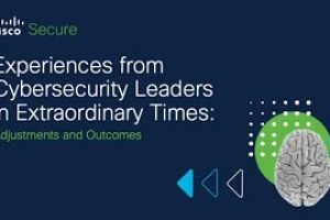 Experiences from Cybersecurity Leaders in Extraordinary Times: Adjustments and Outcomes