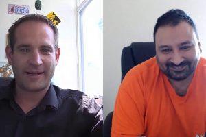 Derek Manky & Aamir Lakhani Discuss the New FortiGuard Labs Threat Landscape Report   FortiGuardLIVE