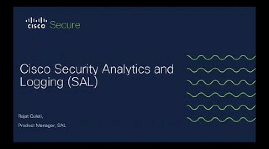 Cisco Security Analytics and Logging Demo