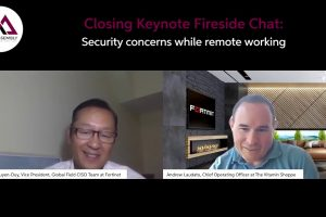 Fortinet Fireside Chat With the Vitamin Shoppe   Customer Stories