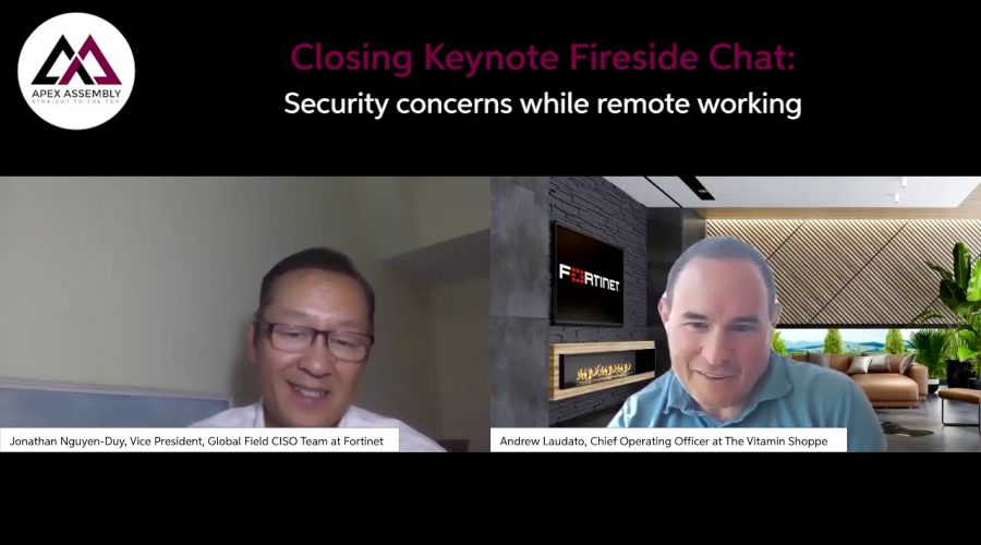 Fortinet Fireside Chat With the Vitamin Shoppe | Customer Stories