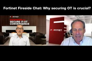 Why Securing Operational Technology is Crucial | Fortinet Fireside Chat